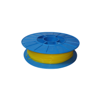Эластичный пластик желтый катушка 0,5 кг