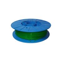 Эластичный пластик зеленый катушка 0,5 кг