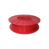 Эластичный пластик красный катушка 0,5 кг