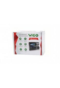 Видеорегистратор Vigo V70 Twin cam