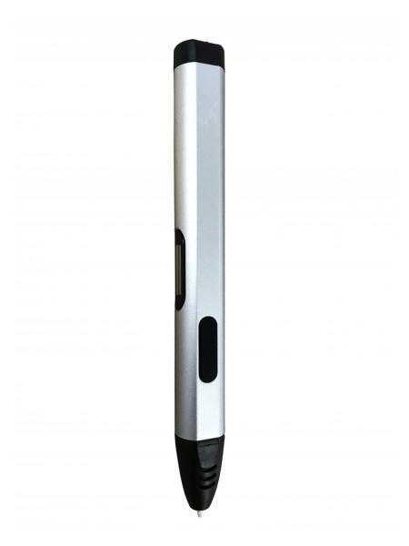 3D ручка Мастер-Пластер ME01 серебряная
