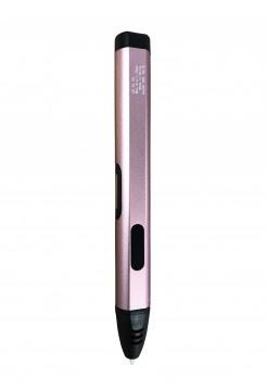 3D ручка Мастер-Пластер ME01 розовая (Уцененная)