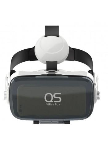 Очки Виртуальной реальности QS VirusBox (Уцененный)