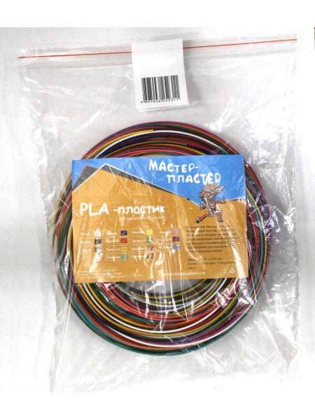 Большой набор разноцветного PLA пластика для 3D ручки