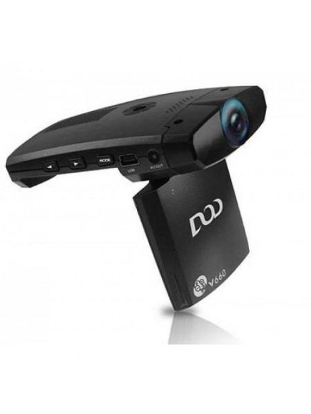 Видеорегистратор DOD V660 (Уцененный)